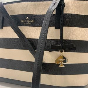Kate Spade Tate's Black Avenue Large Tote